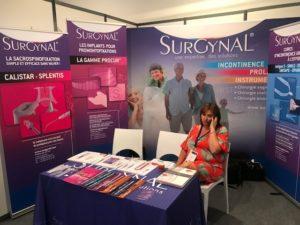 surgynal congres urologie gynecologie